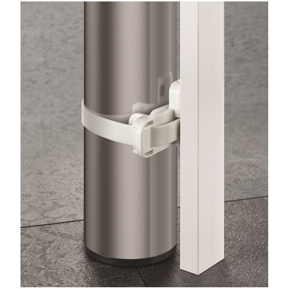Fred Universal Stairpost Fitting Kit - Pure White
