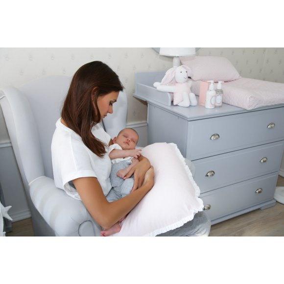 Caramella Baby Pink Feeding Pillow - Beautiful Bambino