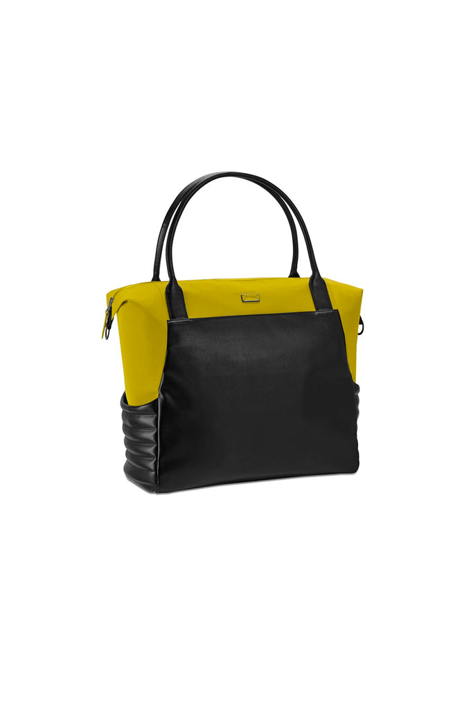 Cybex Priam Changing Bag - 2020 - Mustard Yellow - Beautiful Bambino