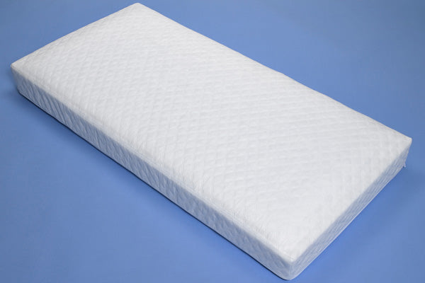 QUILTED DELUXE SPRUNG INTERIOR COT/COT BED MATTRESS - Beautiful Bambino
