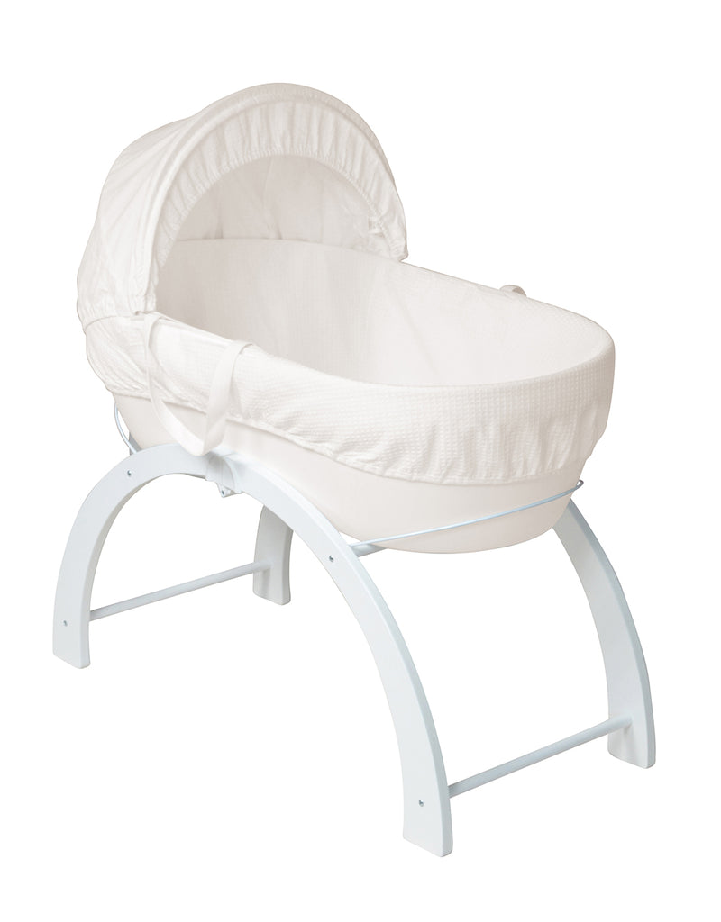 Shnuggle Moses Basket Classic - Beautiful Bambino