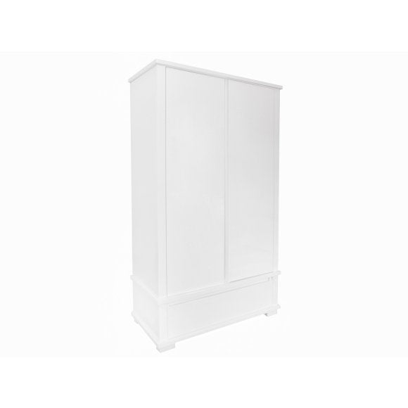 Caramella Modern Line Two Door Wardrobe - Beautiful Bambino