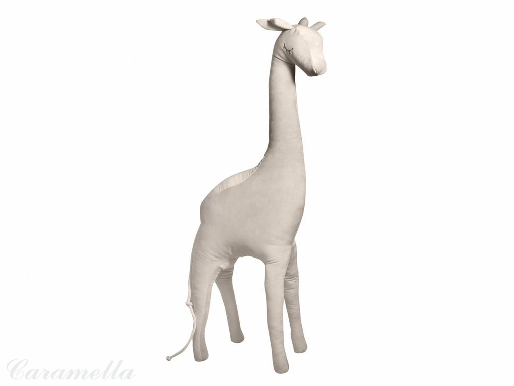 Caramella Decorative Giraffe in Golden Sand - Beautiful Bambino