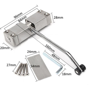 Automatic Mounted Spring Door Closer