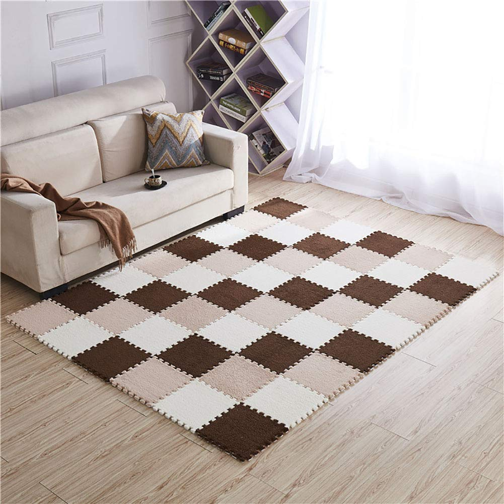 Only $2.98-Splicable Plush Floor