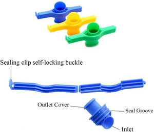 Package Sealing Clip