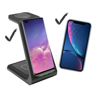 3-IN-1 WIRELESS CHARGER(FREE SHIPPING)
