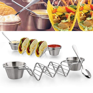 Taco Stainless Steel Upright Bracket