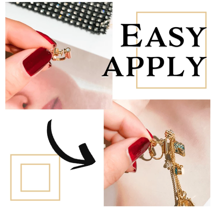 Clip-On Earring Converter