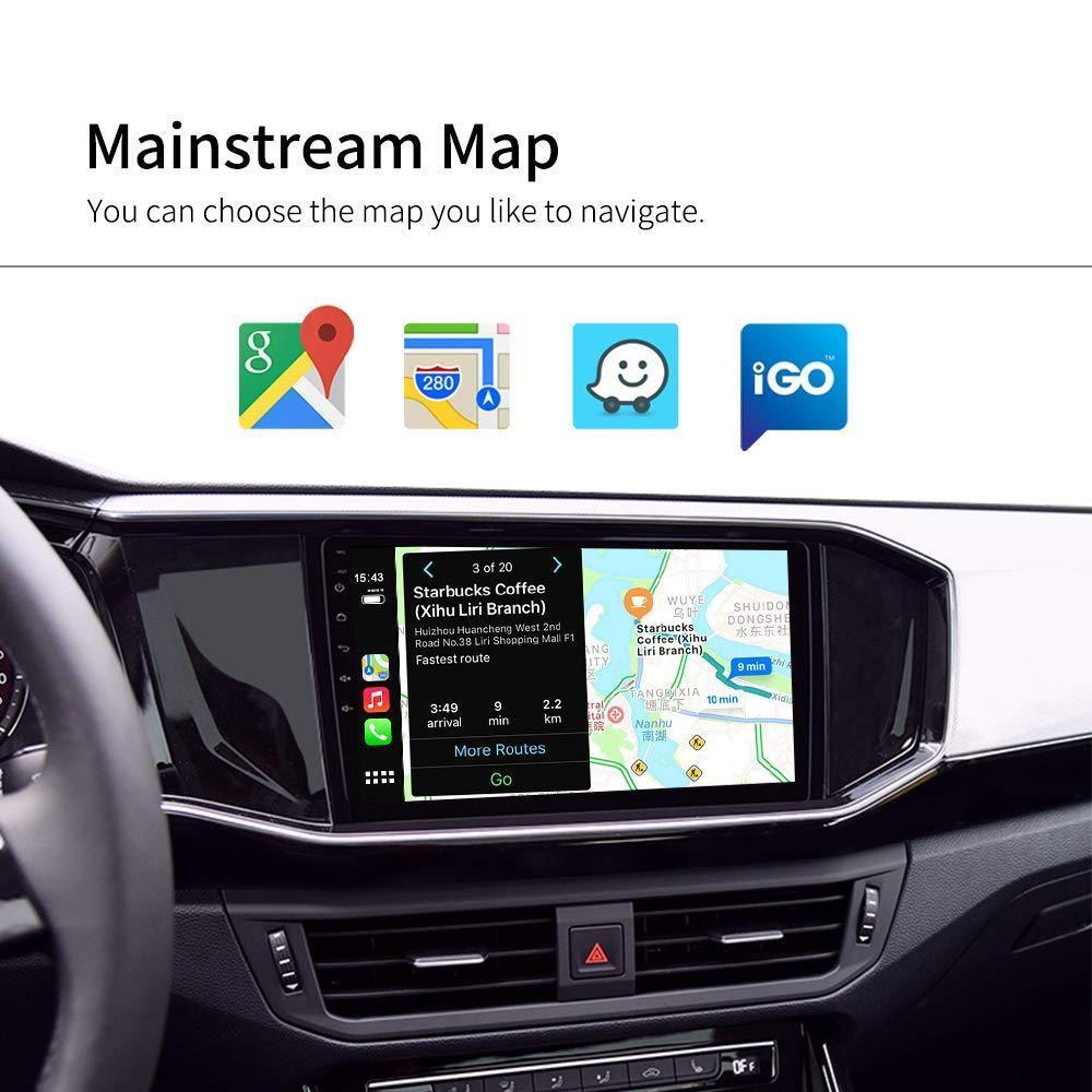 Hands Free And Safe Driving Carplay adapter--Suitable for all car brands