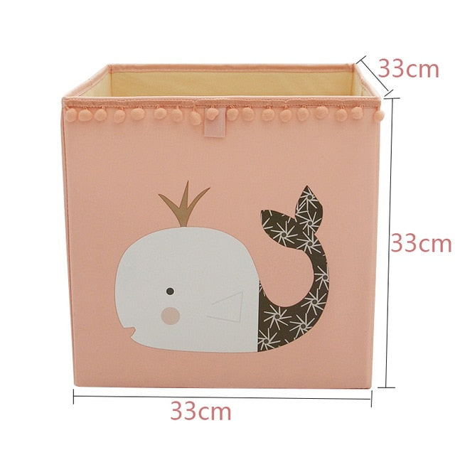 Zoo Storage Box