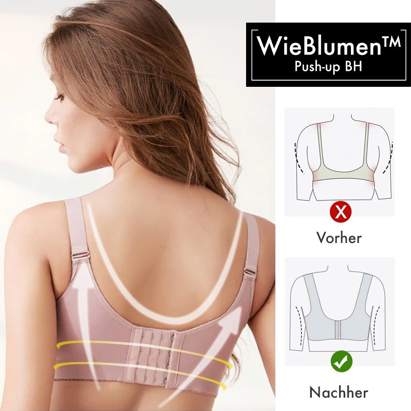 WieBlumen Push-up Effekt BH