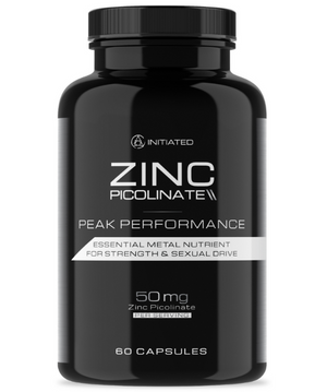 Pure Zinc Picolinate - 50mg