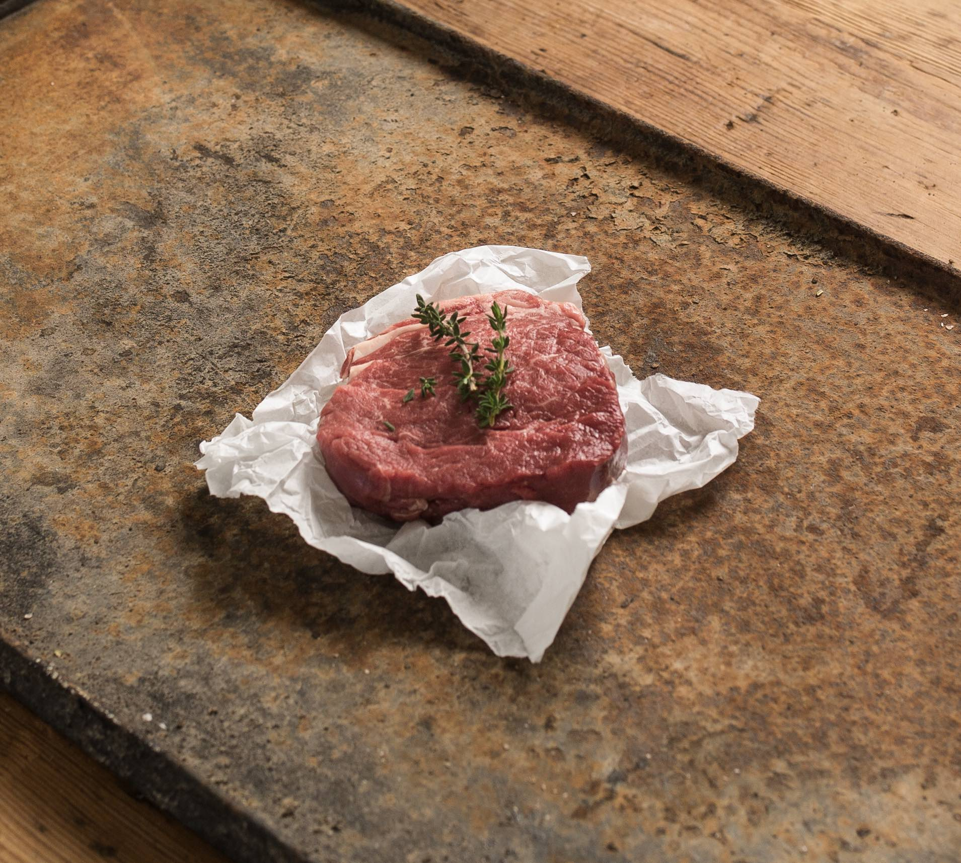 Certified Organic Sliced Eye Fillet