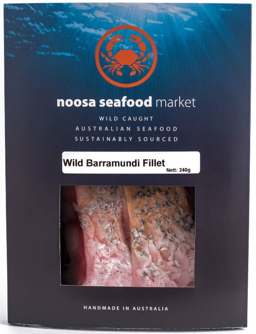 Wild Barra Fillets