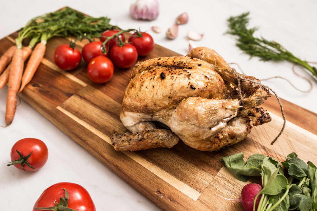 Certified Organic Whole Chook