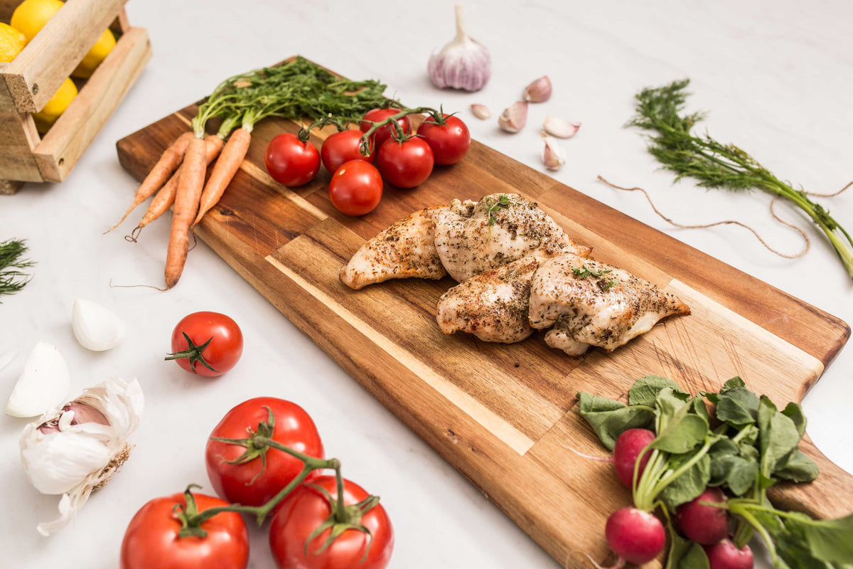 Certified Organic Chicken Breast