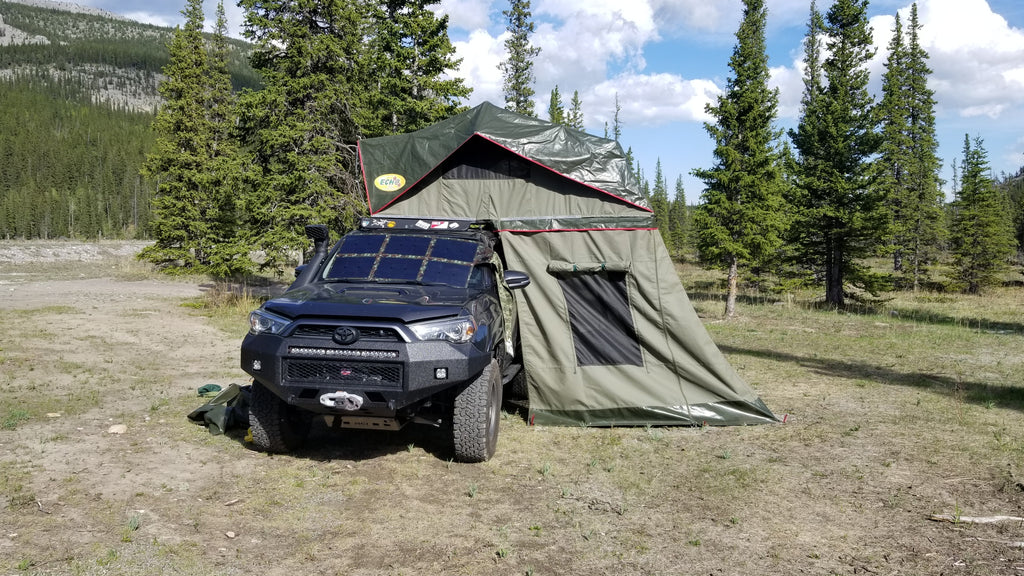 RoofTop Tents/Awnings