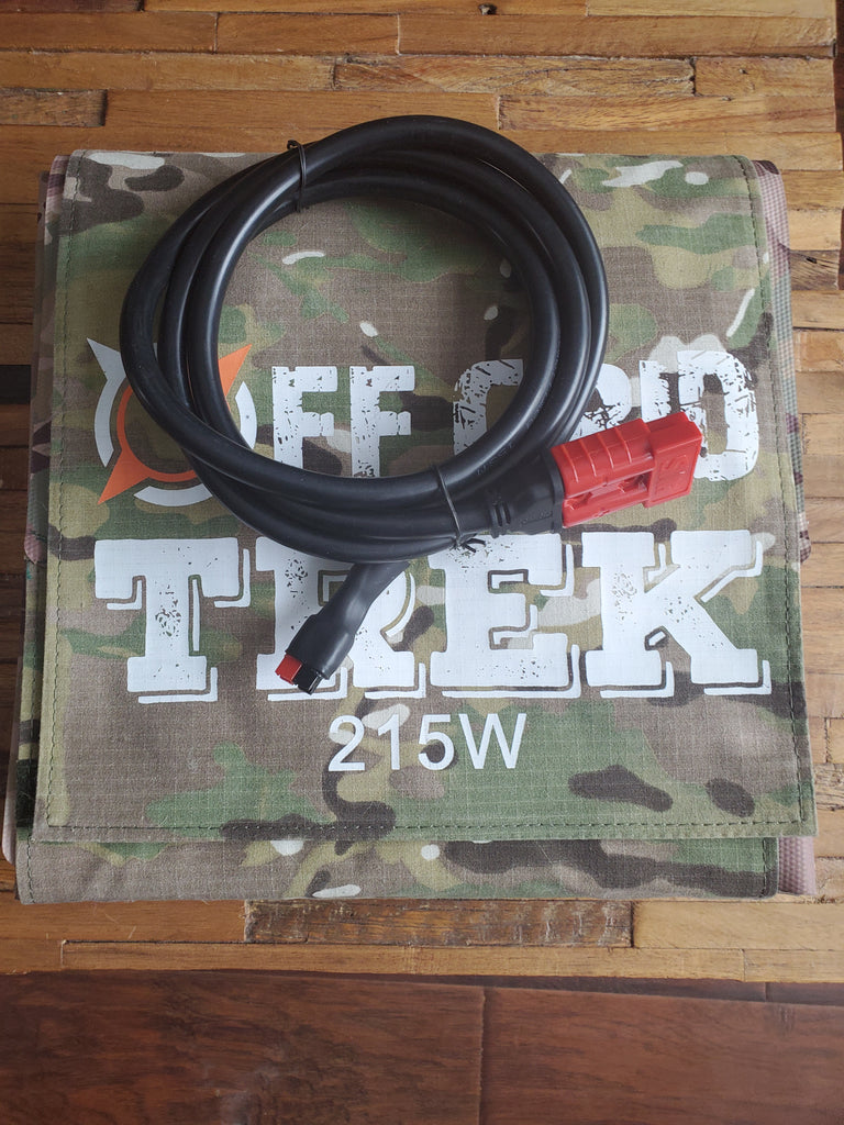 Jackery Anderson Power pole charging cable 3ft No US Sales Tax! - Off Grid Trek