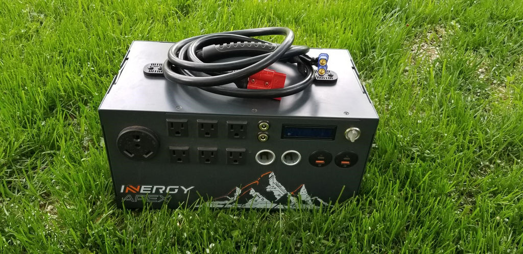 6' Inergy Apex/Flex cable No US Sales Tax! - Off Grid Trek