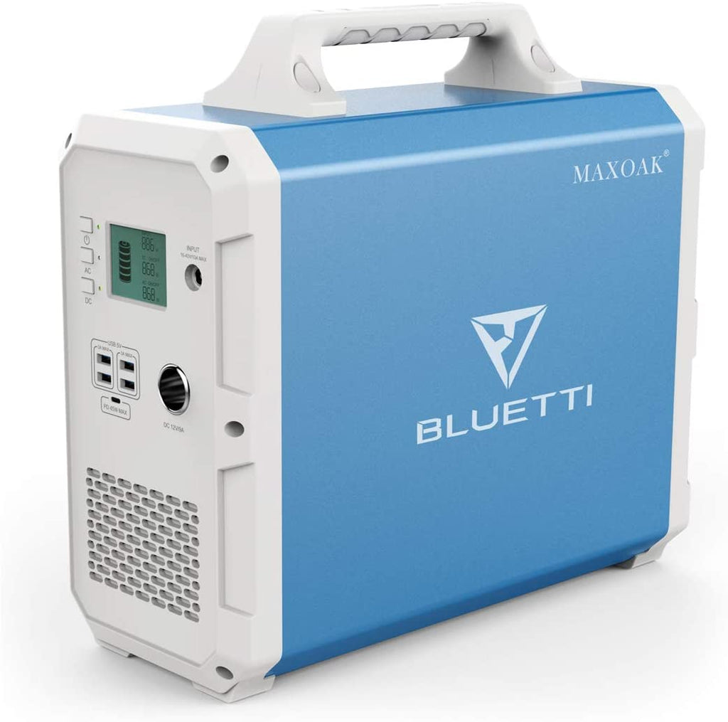 Bluetti Solar Power Station EB240 2400Wh/1000W,NO US SALES TAX! + Free Shipping - Off Grid Trek