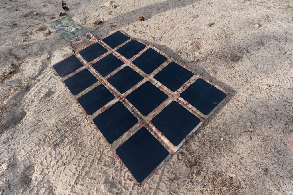 200W Solar Blanket Bundle with Bluetti 2400Wh Solar Generator SAVE $300.00 & NO US SALES TAX! - Off Grid Trek