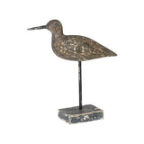 Seagull on Wood Base