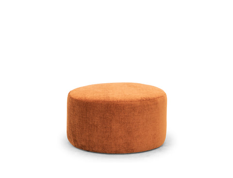 Aida Pouf (Medium), Amber