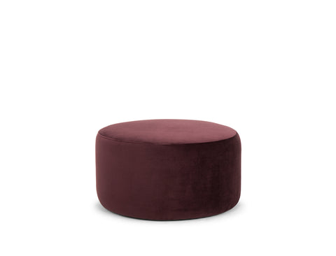 Aida Pouf (Medium), Plum