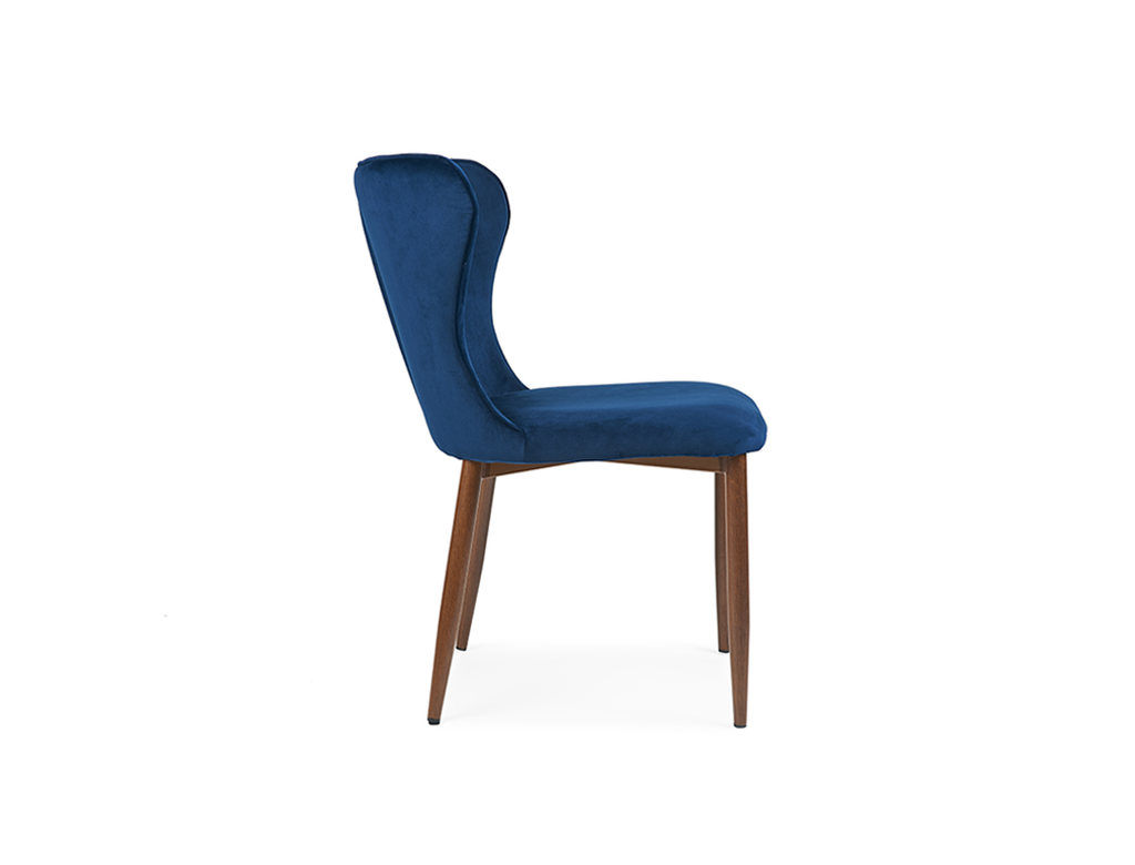 Amber Chair, Deep Blue