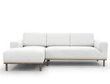Anders L-Shape Sofa (LHF), Winter Grey