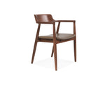 Athena Chair - Solid Black Walnut
