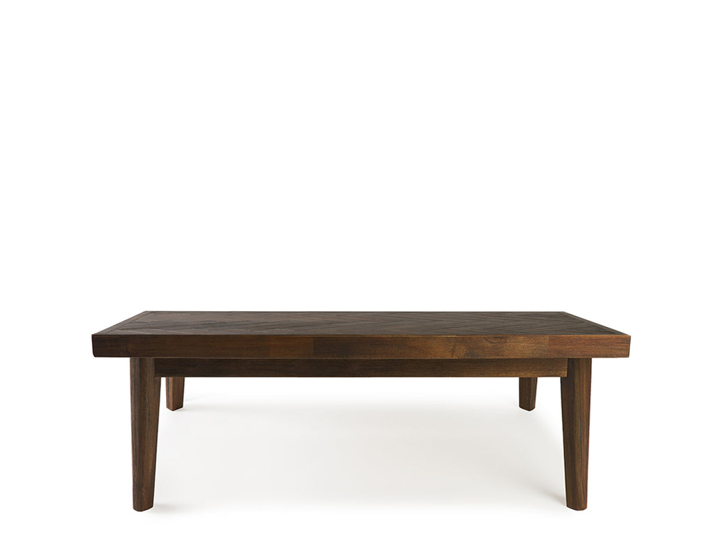 Austin Herringbone Coffee Table