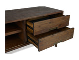 Austin TV Console (165cm) & Coffee Table Set