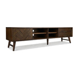 Austin TV Console (200cm) & Coffee Table Set