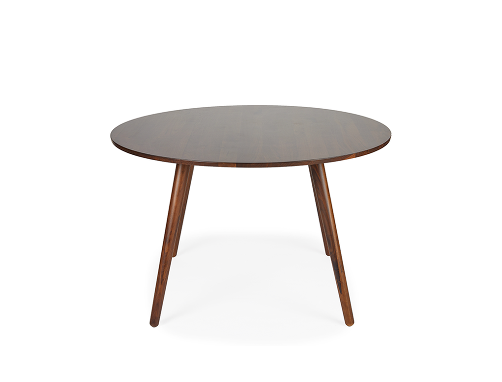 Axel Round Dining Table (120cm) with 4 Mason Chairs