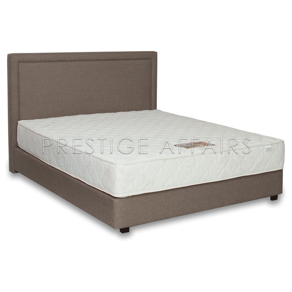 Dianne (MK8) Fabric Bed Frame (Made-to-Order)