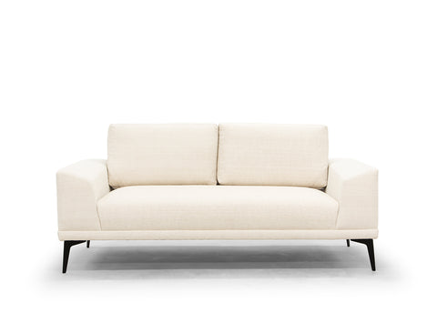 Blake Sofa, White Quartz (Fabric)