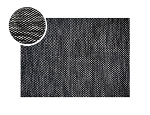 [CLEARANCE] Braxton Rug, Charcoal (Large, Reversible)