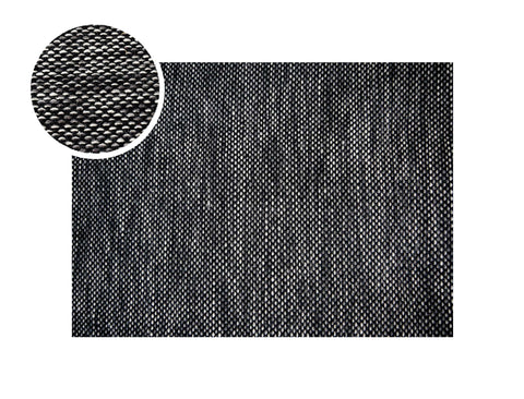 Braxton Rug, Charcoal (Large)