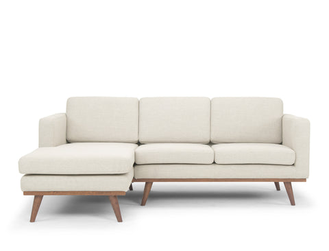 Brooklyn L-Shape Sofa (LHF), Natural
