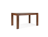Brooks Dining Table (135cm) with Emerson Bench & 2 Beatrix Chairs