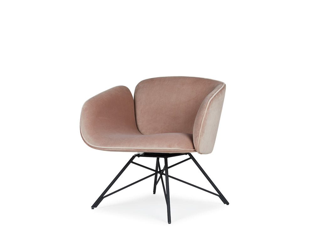 Como Swivel Lounge Chair