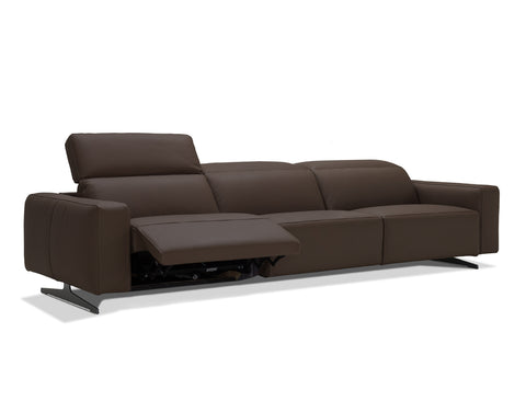 [CLEARANCE] ALPA SALOTTI - Dillon 156+103+155 Recliner Sofa - 100% Made in Italy