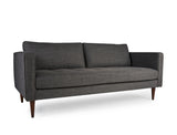 Dylan 3-Seater Sofa, Ash Grey