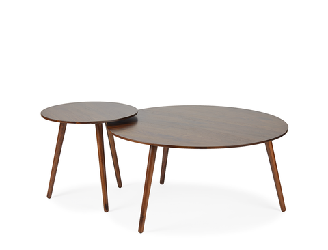 Eva Coffee & Side Table Set