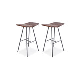 Flo Bar Stool, Set of 2