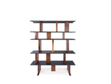 Franco 120 Shelf - Solid Black Walnut