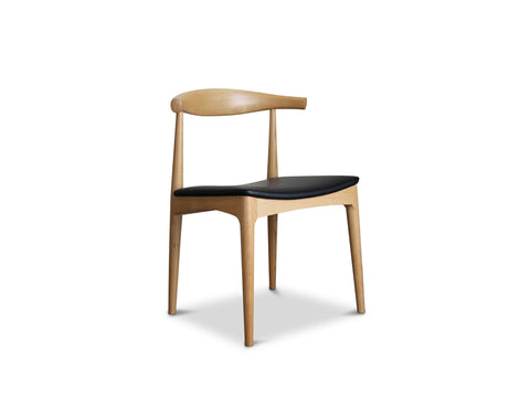 [CLEARANCE] Jefferson Chair, Natural