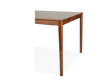 Joren Dining Table (160cm) - Black Walnut